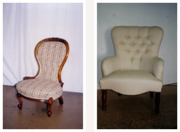Reupholstery Chairs